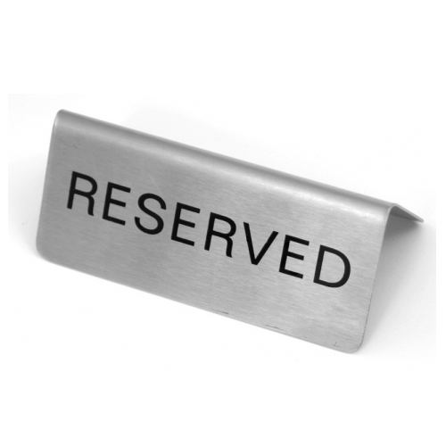 Reserved » Misoya Sushi.