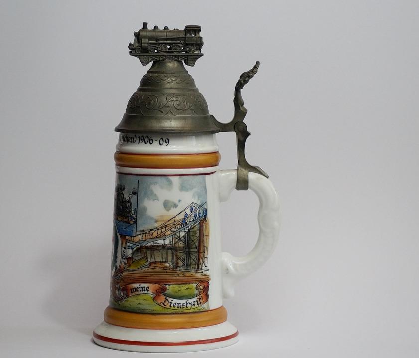 Beer, Mug.