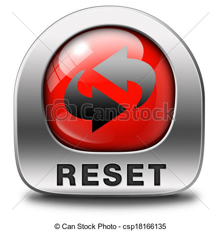 Clipart of reset.