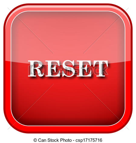 Clipart of Reset icon.