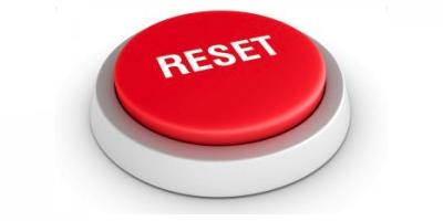 Clipart reset button.