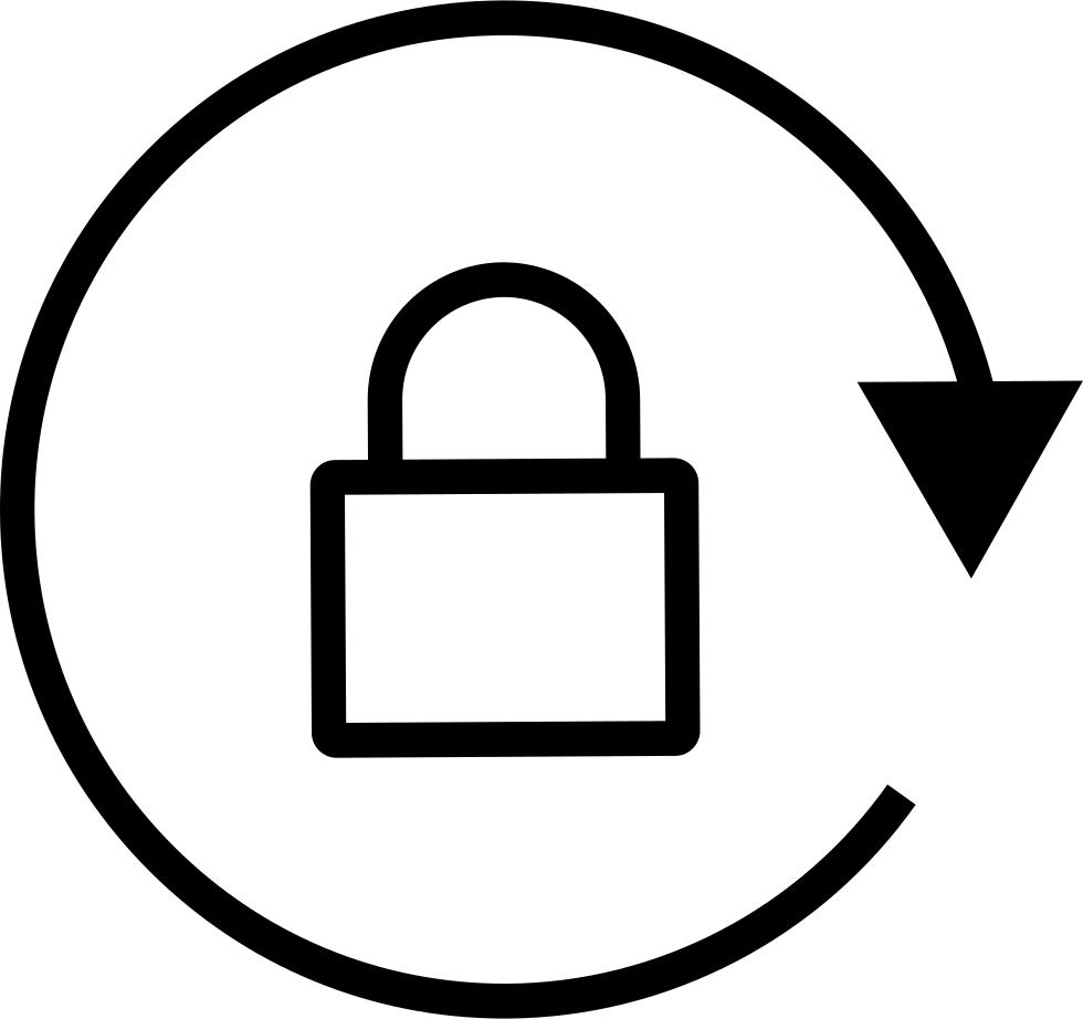 Transaction Password Reset Svg Png Icon Free Download.