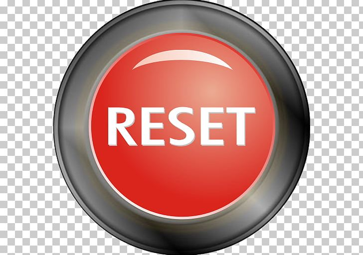 Reset Button Push.
