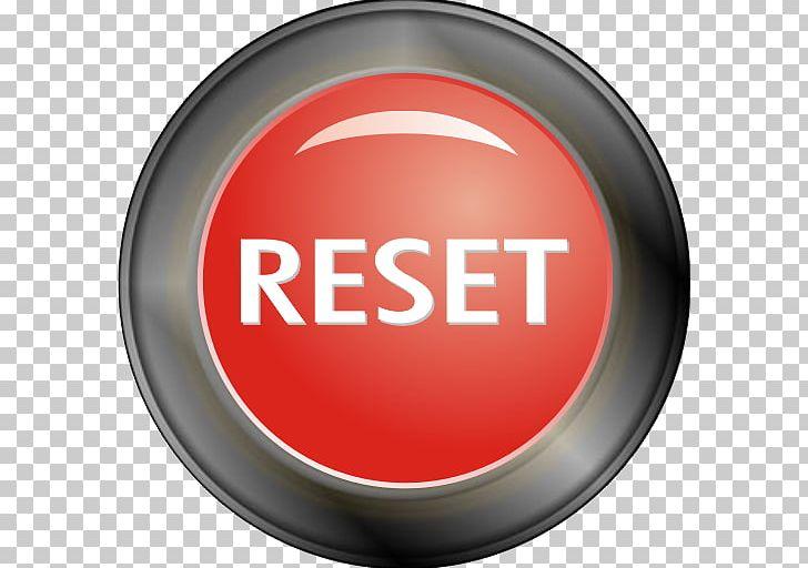 Reset Button Push.
