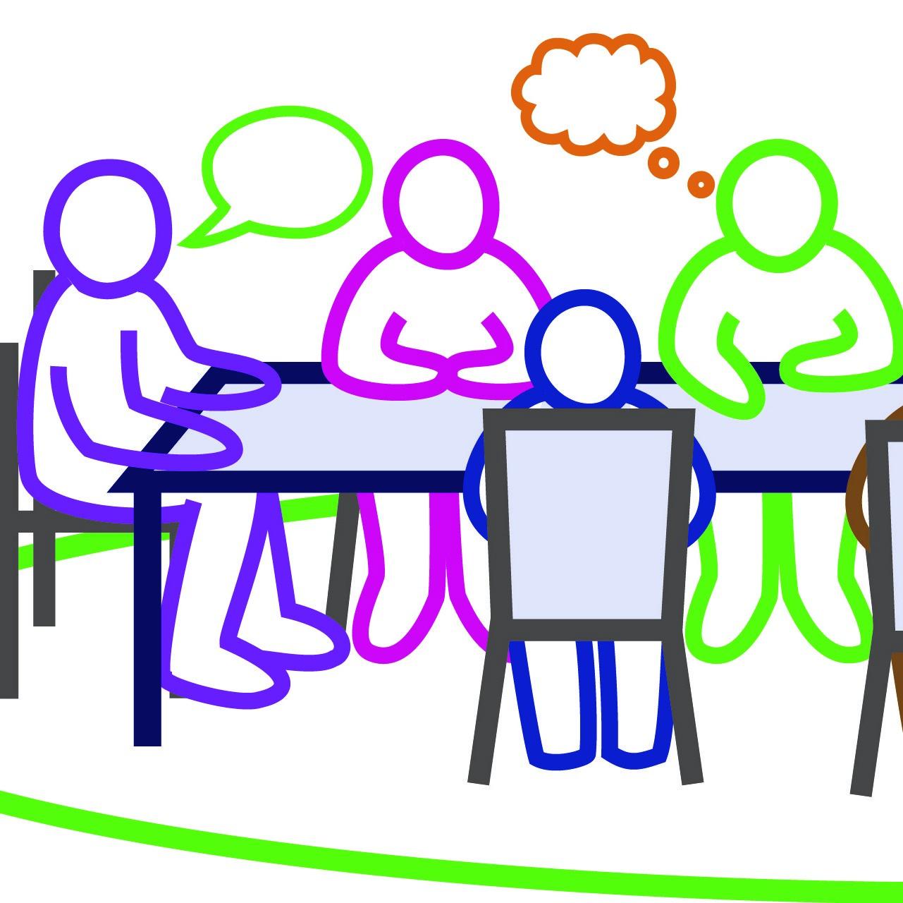 Resident council meeting clipart 6 » Clipart Portal.