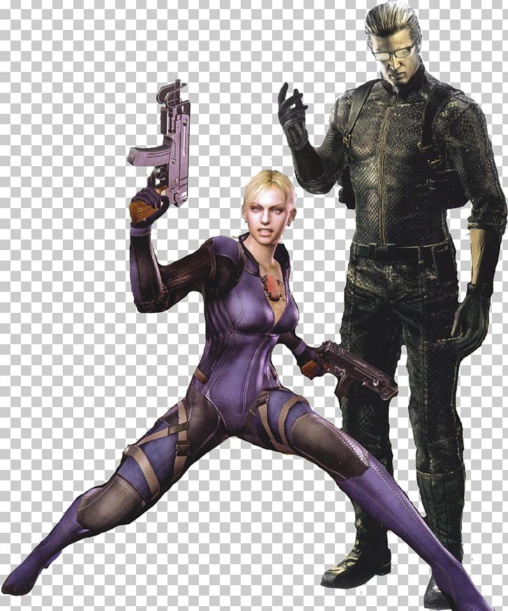 Resident Evil 5 Albert Wesker Jill Valentine Chris Redfield.