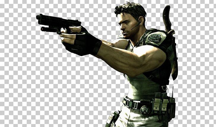 Resident Evil 5 Chris Redfield Claire Redfield Resident Evil.