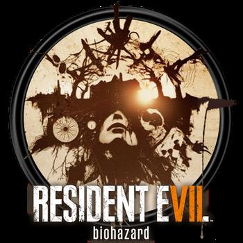 Resident evil 7 game icon #43686.