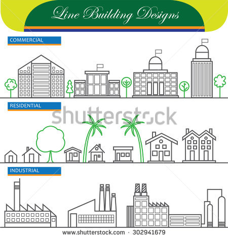 Residential Complex Stock Photos, Royalty.