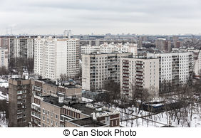 Pictures of Residential tower blocks..