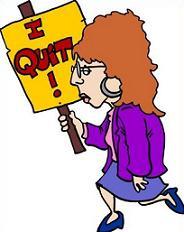Resignation Clip Art.