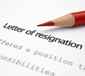 Free Resign Clipart.
