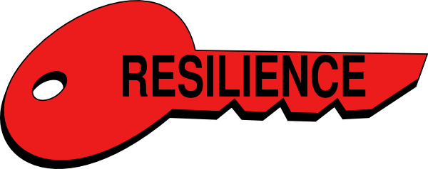 Red Resilience Key Clip Art at Clker.com.