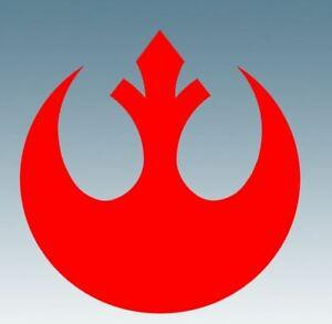 Details about Star Wars REBEL ALLIANCE / RESISTANCE Logo.