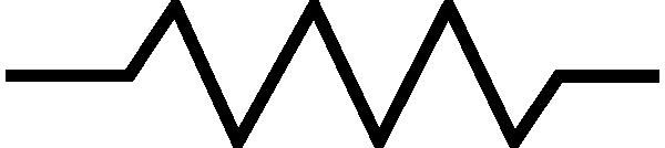 Resistor Symbol Clip Art at Clker.com.