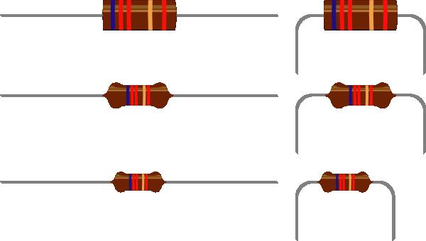 Resistor clip art.