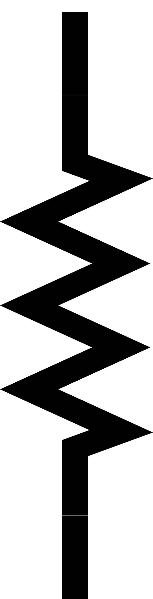 Schematic Symbol For Resistor.