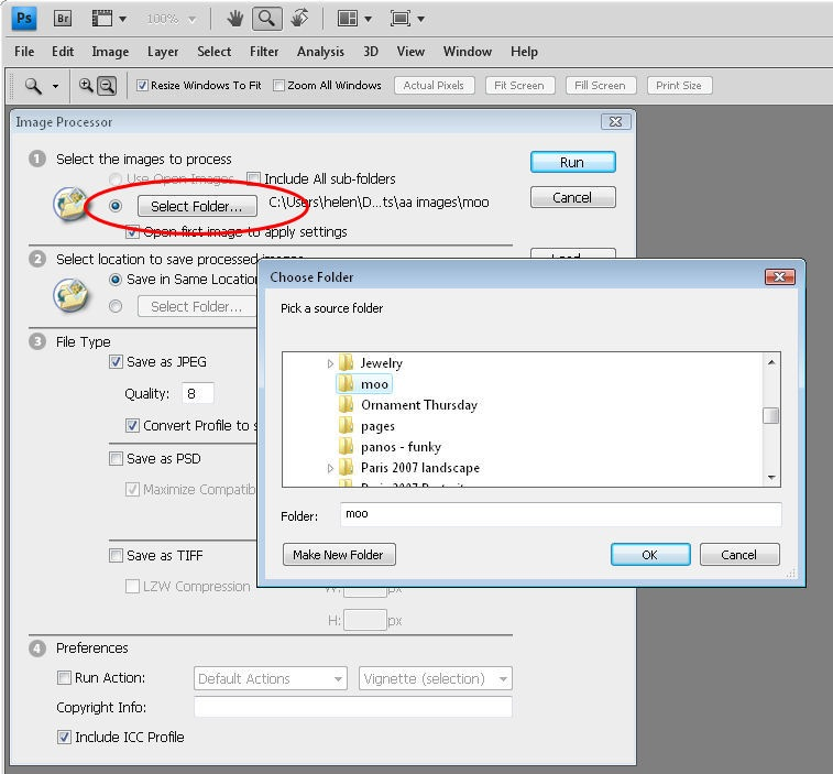 How to resize clipart in photoshop.
