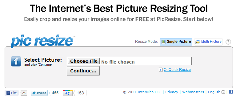 Resize Clipart Online.