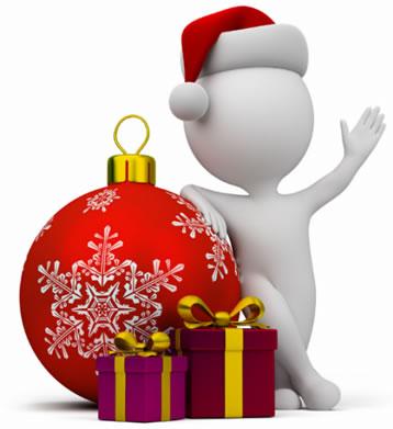 En julegave til dig fra RESKO og tak for i år.