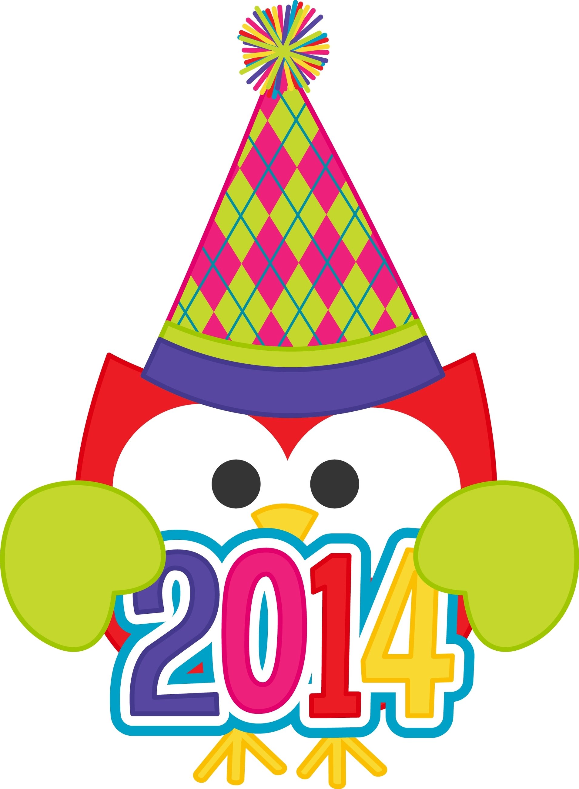 New Years Resolution Clip Art.