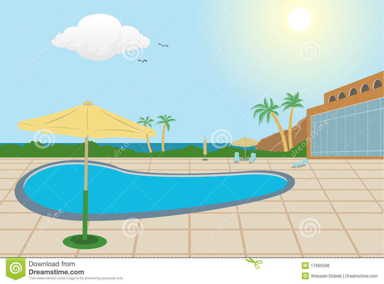 Resort Clipart Clipground