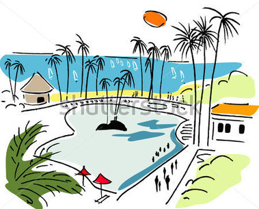Resort Clipart Png.