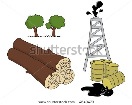 Natural Resource Clipart.