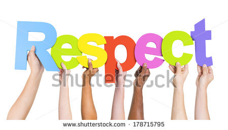 Respect Stock Images, Royalty.