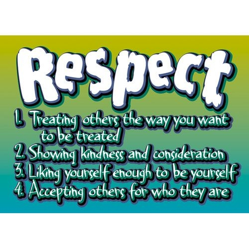 Respect Teacher Clipart.