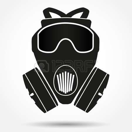 1,798 Respirator Stock Vector Illustration And Royalty Free.