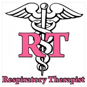Respiratory therapist clipart.