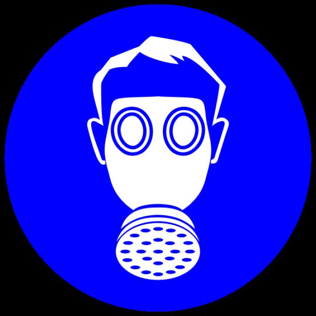 Image result for respirator safety symbol