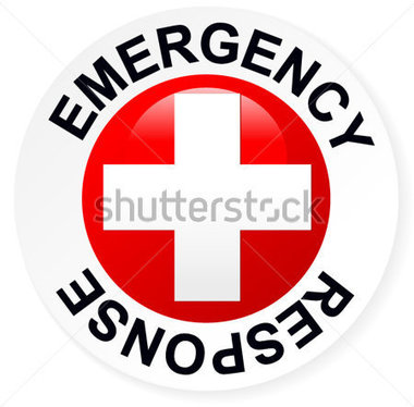 Emergency Response Clipart.