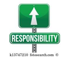 Responsibility Clip Art and Illustration. 5,127 responsibility.
