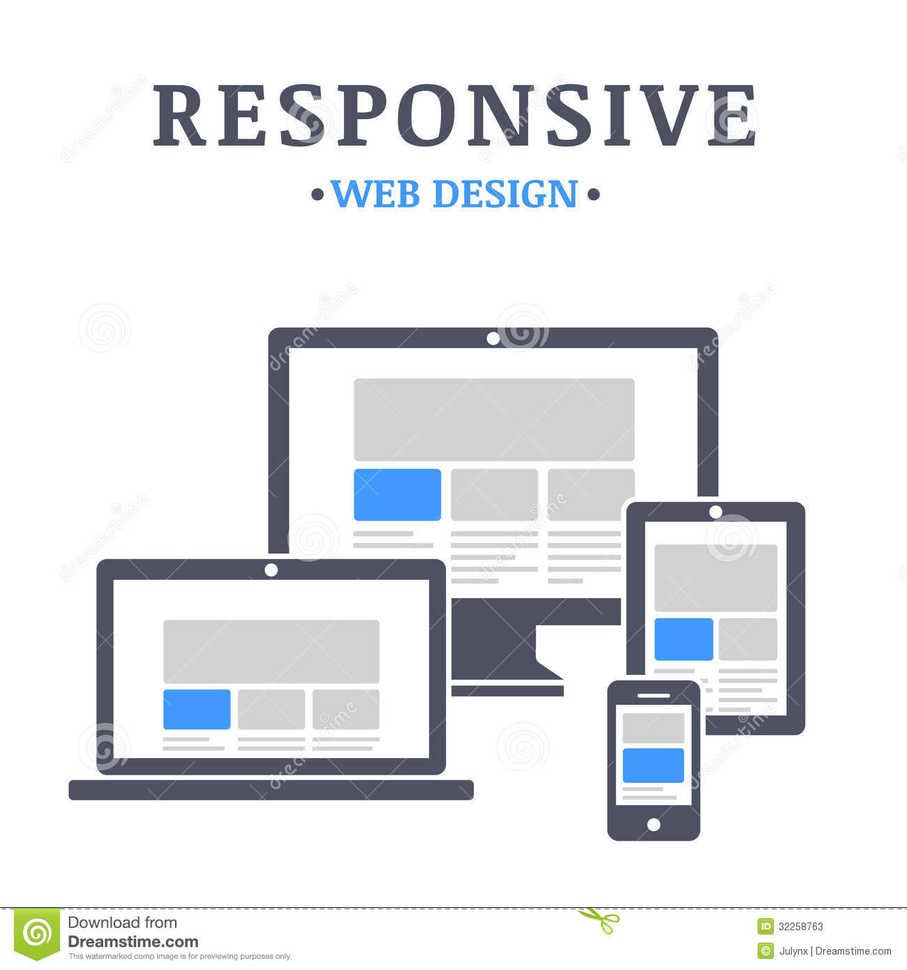 Responsive Web Design Stock Photos, Images, & Pictures.