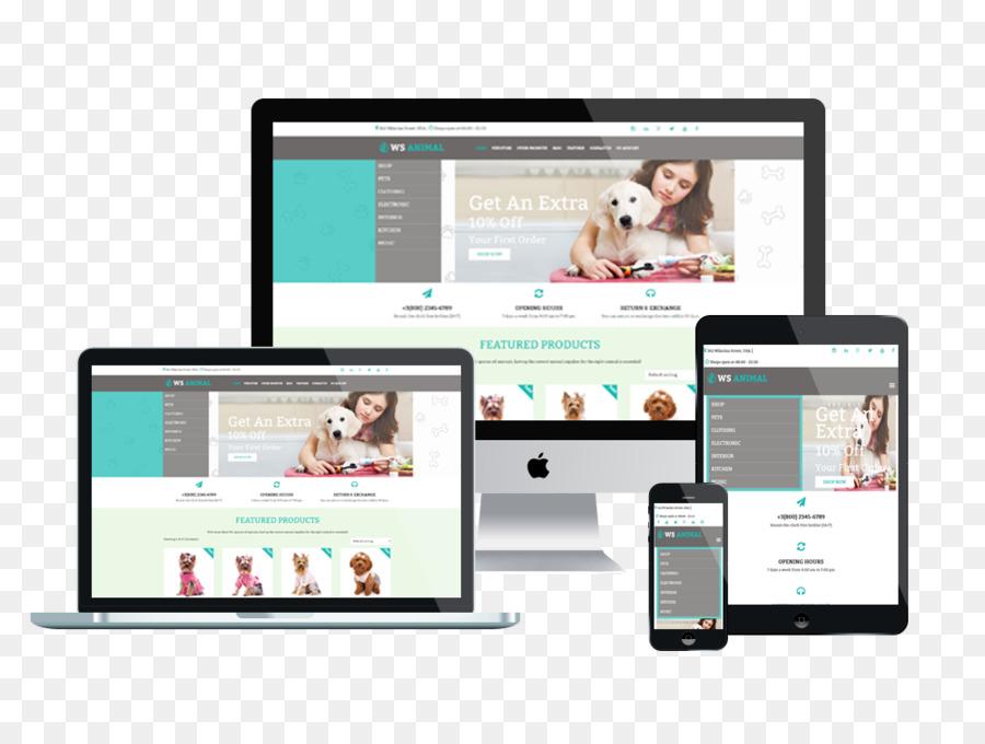 WordPress clipart Responsive web design WordPress Template.