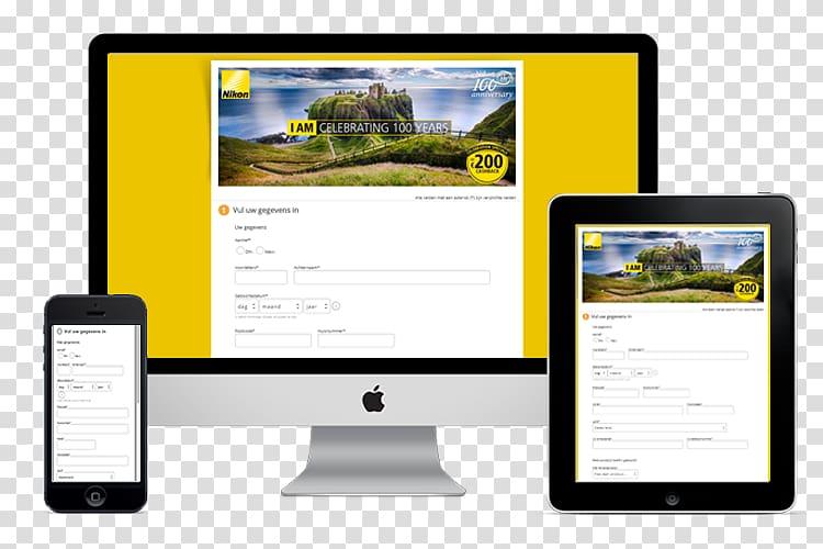 Responsive web design Web development Web page, Business.