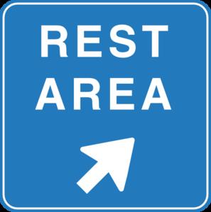 Rest area clipart #20