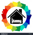 Guest house clipart.