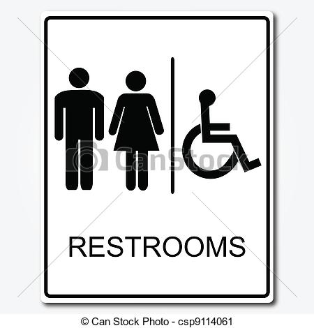 Restroom Vector Clipart EPS Images. 6,596 Restroom clip art vector.