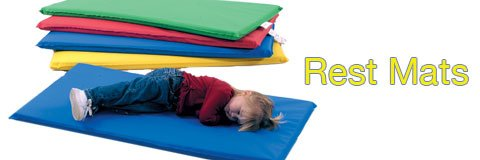 Rest time for preschoolers clipart.
