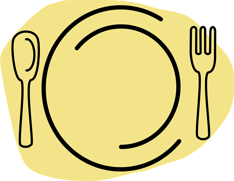 Free vector graphic: Restaurant, Food, Plate, Dinner.