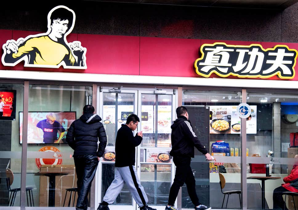 Bruce Lee\'s daughter sues fast food chain for millions for.