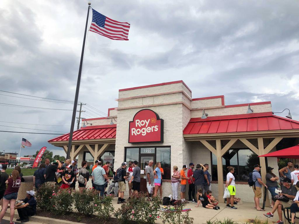 The Roy Rogers Revival Is Fueled by Roadside Rest Stops and.