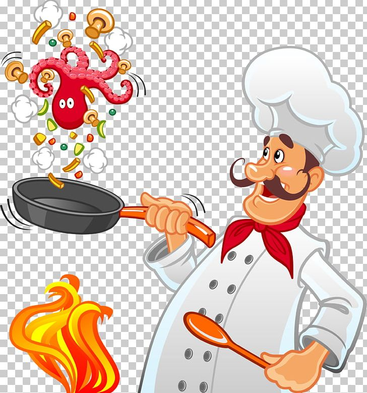 Cook Food Chef Restaurant PNG, Clipart, Artwork, Cafeteria.