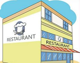Restaurant Clipart.