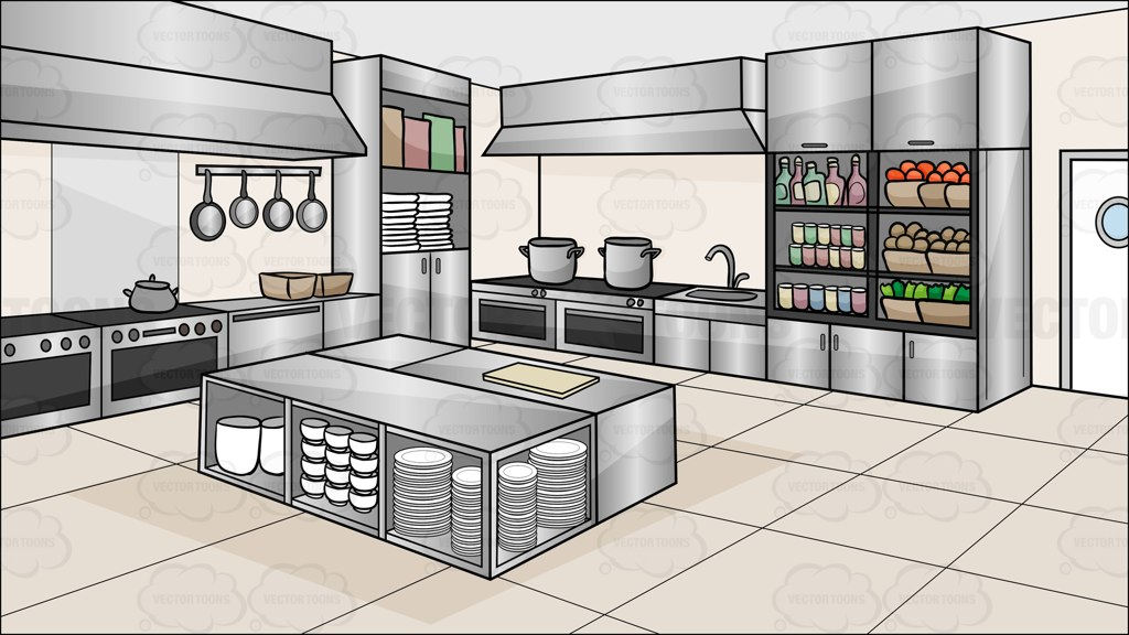 Restaurant kitchen clipart clipground for Kitchen 8 restaurant