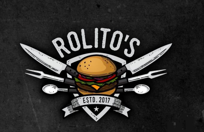 create restaurant logo design.