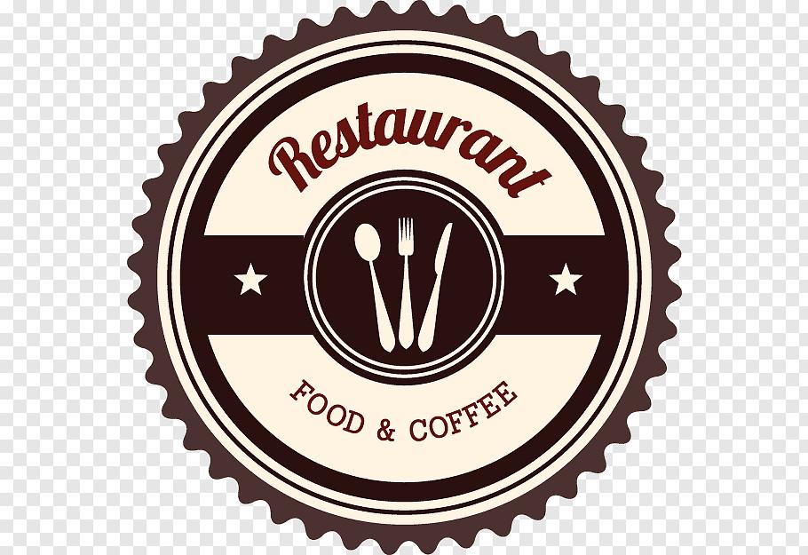 Restaurant logo illustration, Gluten.